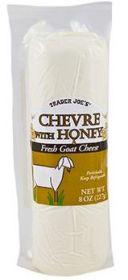chevre honey